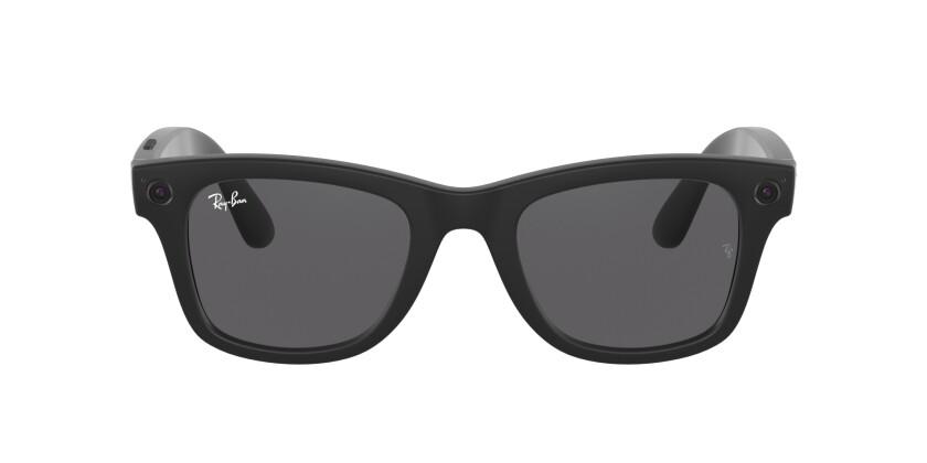 La imagen proporcionada por Facebook muestra unas gafas inteligentes Ray-Ban conectadas a internet.