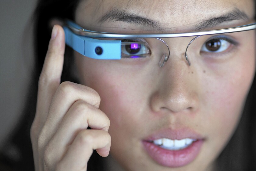 Google Glass goes after prescription eyewear market