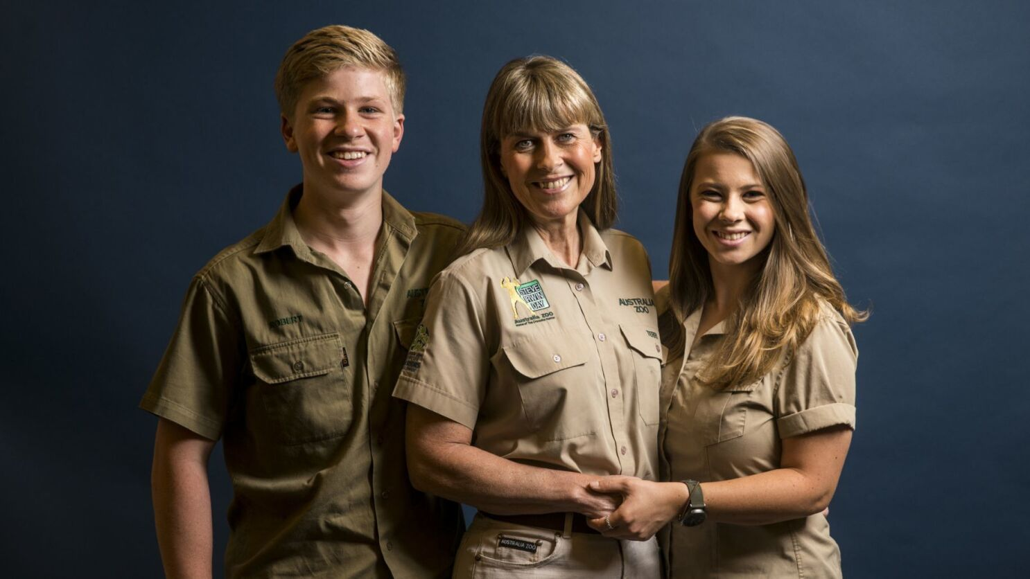 Crikey The Legacy Of Steve Irwin Lives On In A Family Inspired Series Los Angeles Times
