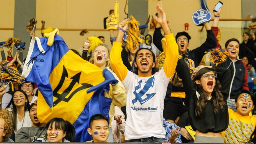 Column: Is UC San Diego move to Division I smart? On that