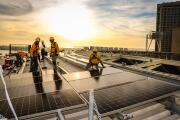 Padres installing baseball's biggest solar project