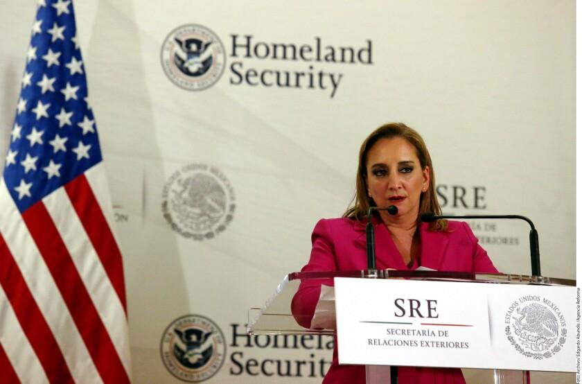 El PRD exhortó al Gobierno federal a destinar más recursos a los Consulados de México en Estados Unidos para fortalecer sus capacidades de asesoría jurídica y de acompañamiento a los connacionales que se vean afectados por la política de Donald Trump.