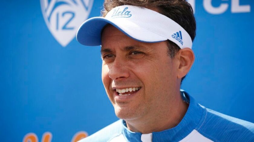 Jedd Fisch spent two years at Michigan working with quarterbacks and receivers.