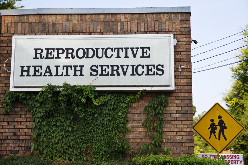 Ala. abortion clinic law unconstitutional