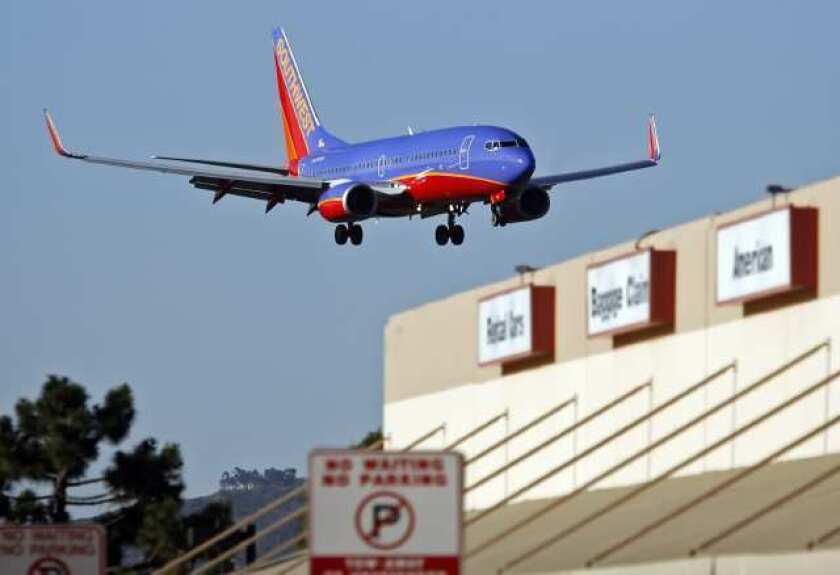 Passenger, revenue figures continue to slide at Burbank Bob Hope Airport