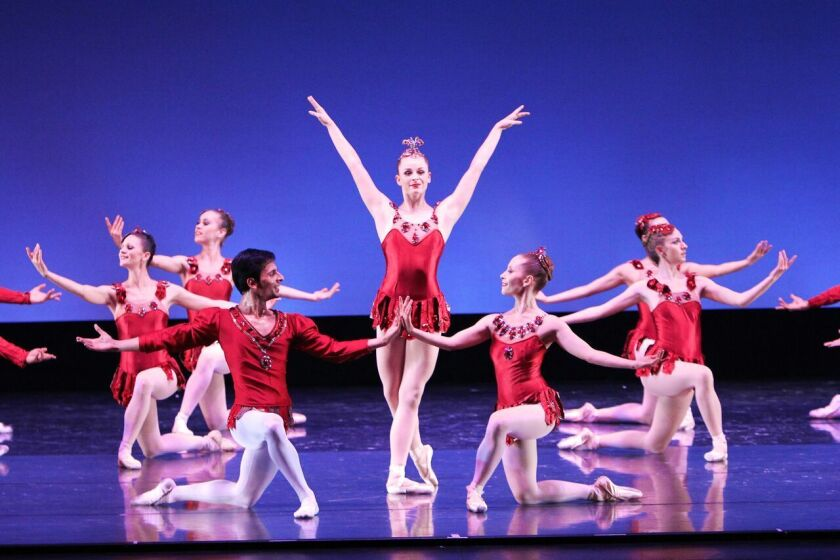 Balanchine Masterpieces