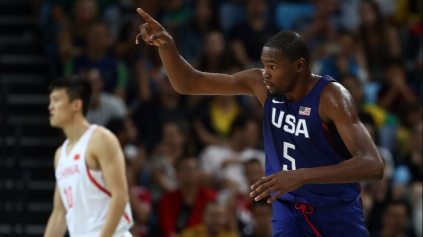 brand new dc1f2 acd1b Kevin Durant wanted the opportunity to be part of the ...