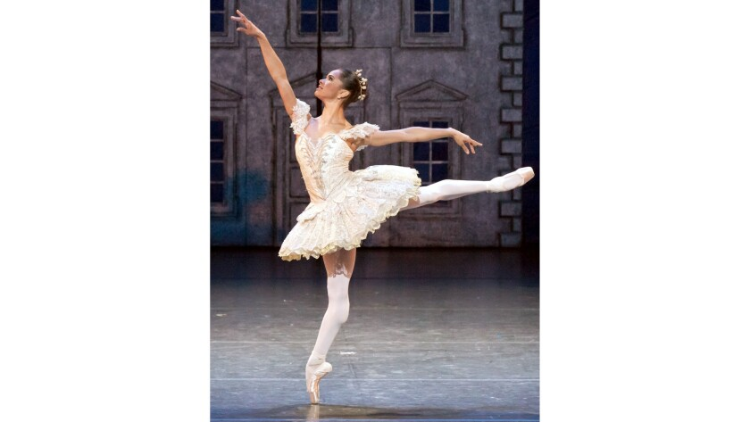 A holiday ballet tradition returns to two Orange County