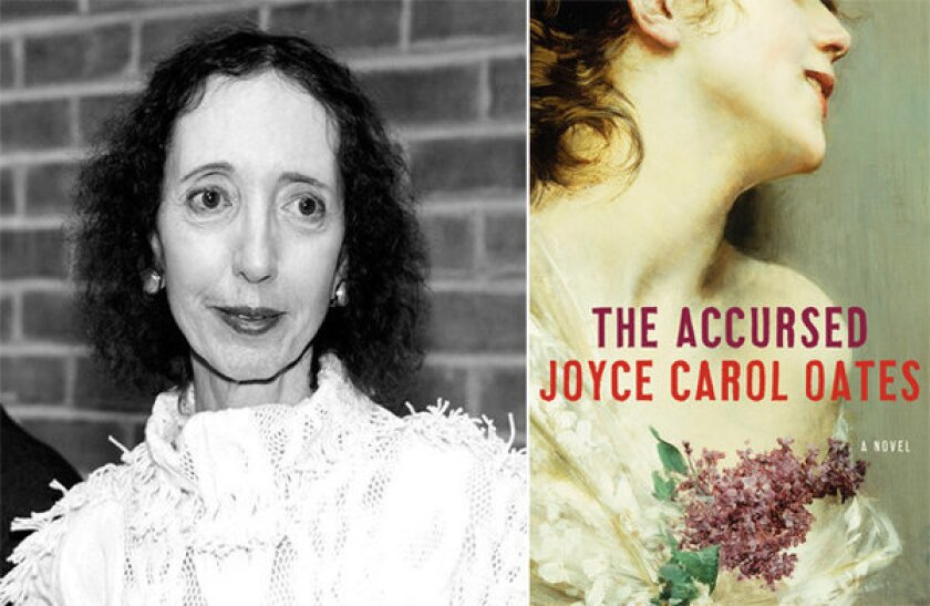 Joyce Carol Oates is at her gothic best in 'The Accursed'