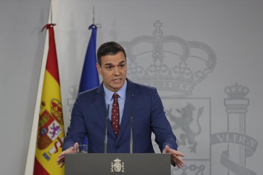 Spain Politics