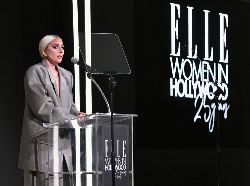 ELLE's 25th Annual Women In Hollywood Celebration Presented By L'Oreal Paris, Hearts On Fire And CALVIN KLEIN - Moët & Chando