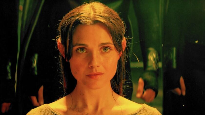 """Poppy Drayton as Amberle in """"The Shannara Chronicles."""""""