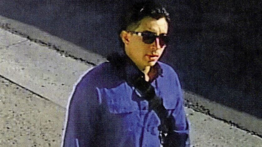 This undated image released by the Atwater Police Department shows Dagoberto Penaloza. Atwater Polic