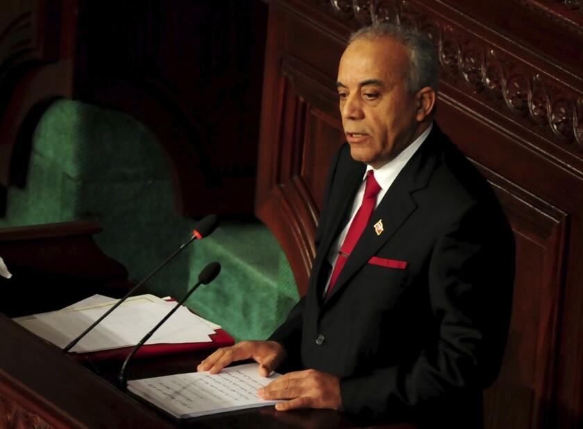Tunisia Politics