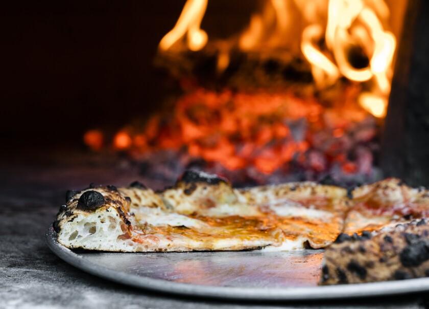 La Morra pizza
