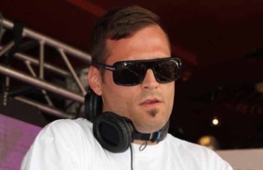 Ryan Raddon — otherwise known as electronic dance music (EDM) artist Kaskade — is one of the headliners at Friday's IDentity Festival at Cricket Wireless Amphitheatre.