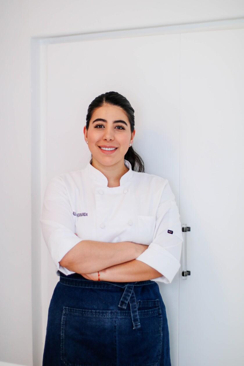 Chef Alma Fernanda
