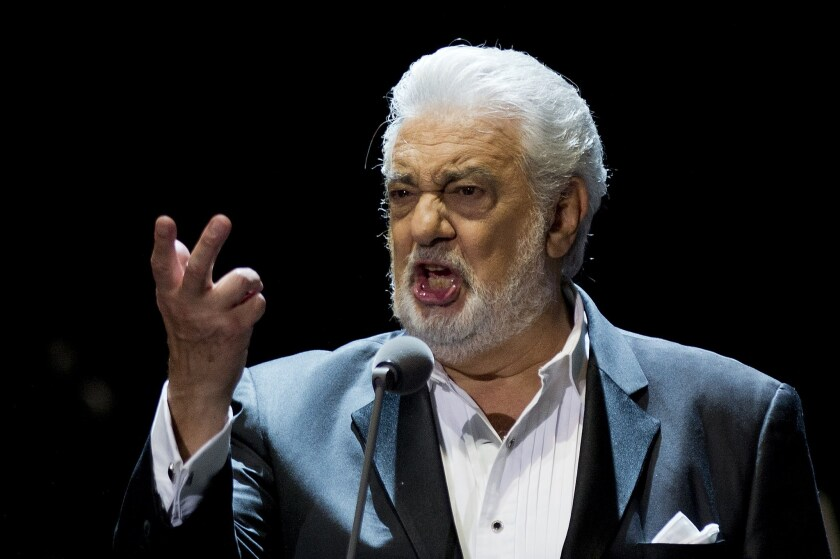 "The Los Angeles Opera will kick off the season with a production of ""Gianni Schicchi"" starring Placido Domingo."