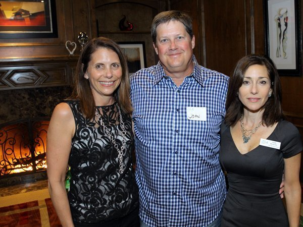 Cindy Kuelbs, John Rooney, Judy Rowles