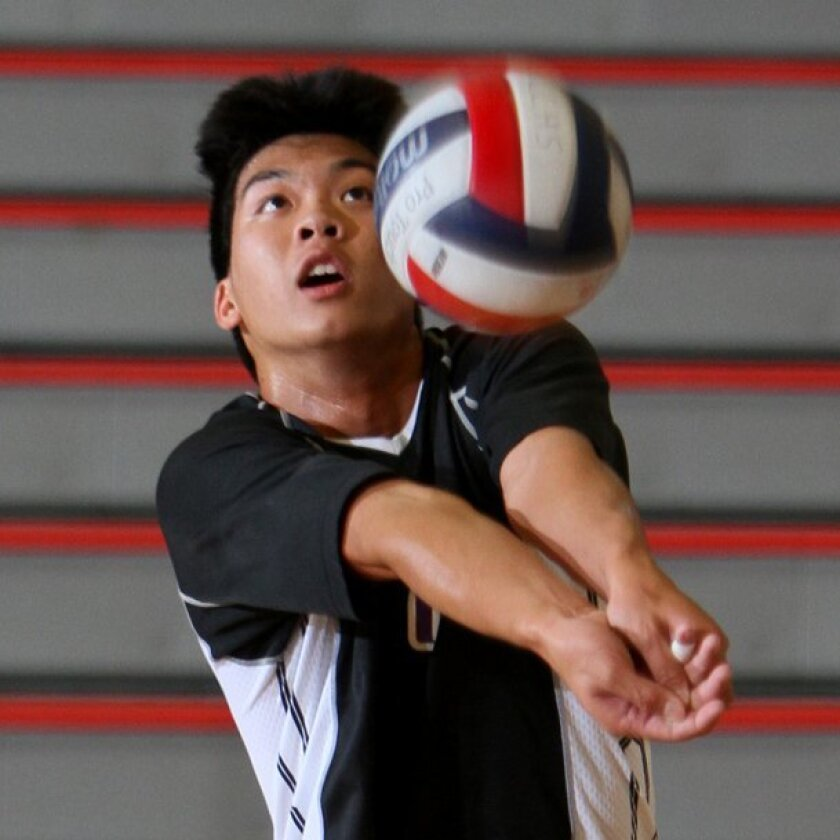 Carlsbad senior Tien Le was chosen MVP of the Scripps Ranch Tournament after leading the Lancers to the title.