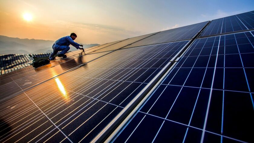 An international report tracks the global growth of renewable energy