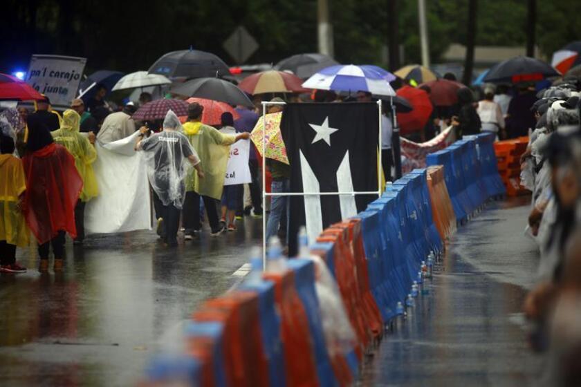 En una carta enviada a los miembros de la Junta de Supervisión Fiscal (JSF), el presidente entrante de la Cámara de Representantes, Carlos 'Johnny' Méndez Núñez, indicó que el cuerpo que presidirá a partir de enero tomará las medidas que se requieren para implementar las reformas que se necesitan con el objetivo de sacar a Puerto Rico del atolladero fiscal y económico. EFE/ARCHIVO