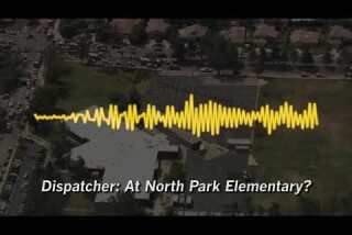 Police release 911 call from school shooting