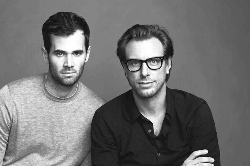 Jens Grede and Erik Torstensson launched Frame in 2012.