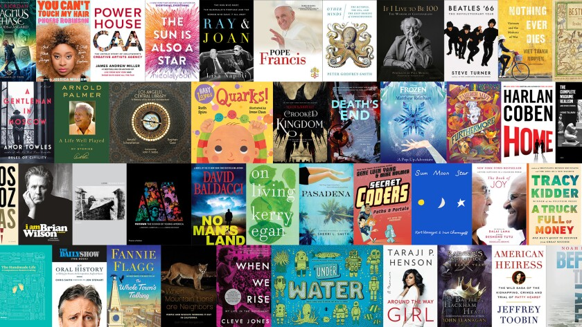 Holiday Books Gift Guide