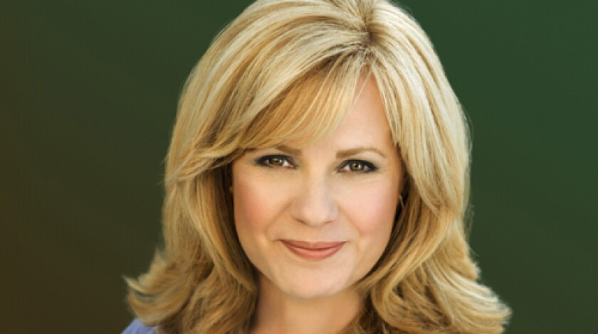 BONNIE HUNT: She may be at her best unscripted.