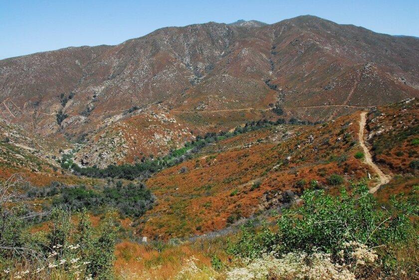 The Black Canyon hike.