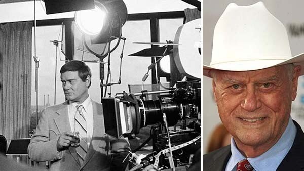 """Larry Hagman, who became a television star in the 1960s starring in the sitcom """"I Dream of Jeannie,"""" died Friday at a Dallas hospital, said a spokesman for actress Linda Gray, his longtime co-star on """"Dallas."""" He was 81. Full story: Larry Hagman dies at 81; TV's J.R. Ewing   PHOTOS: Larry Hagman   1931-2012"""