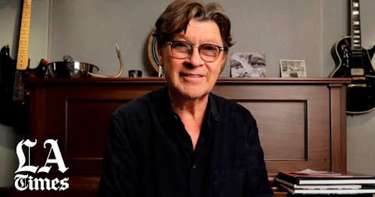 The Band's Robbie Robertson: My life in 12 songs