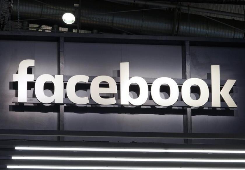 La compañía indicó haber resuelto ya todos los problemas tanto en Facebook como en Instagram, Messenger y WhatsApp. EFE/Archivo