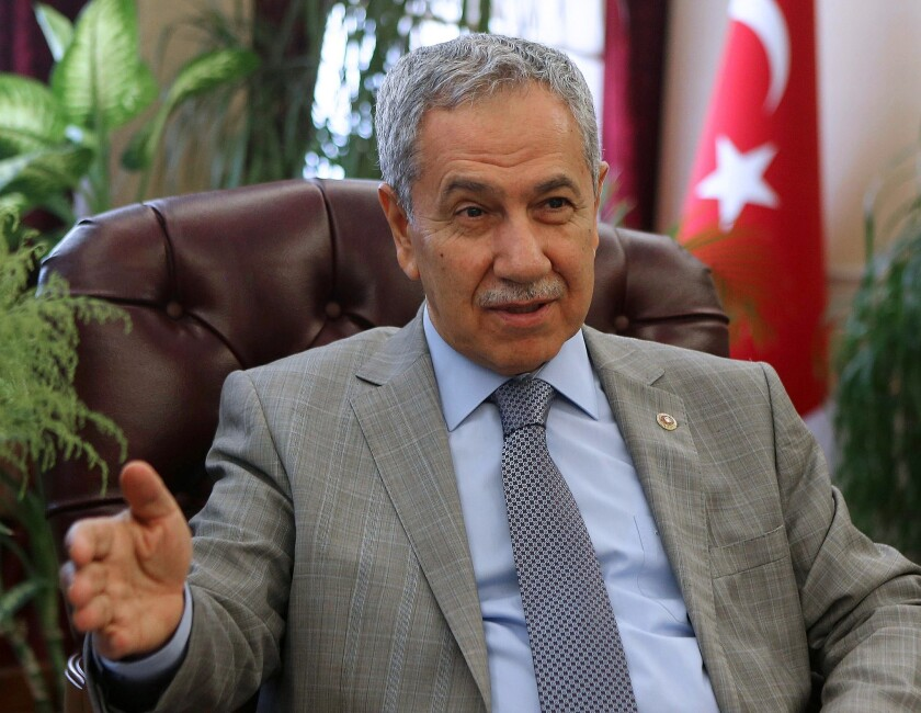 Turkey's Deputy Prime Minister Bulent Arinc has sparked a hilarious outburst with his admonition of women who laugh in public.