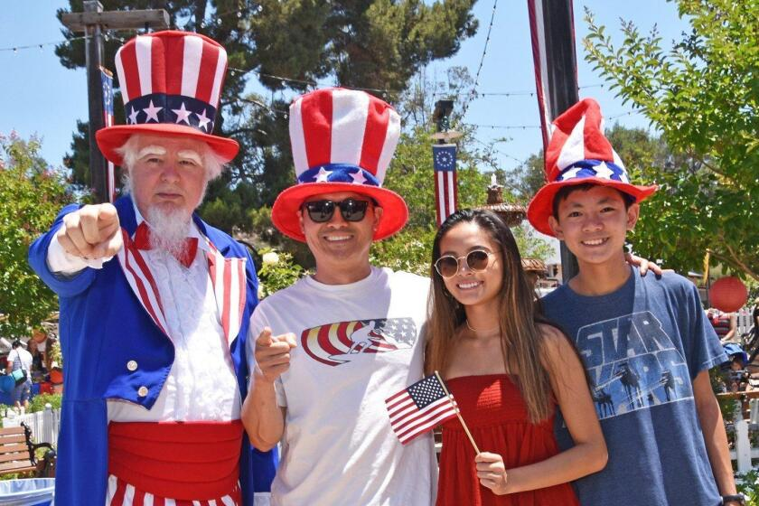 Poway's Old Fashioned Fourth - 7/4/2018