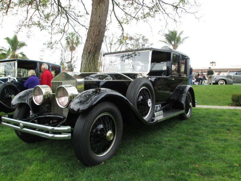 User Upload Caption: 1925 Rolls Royce