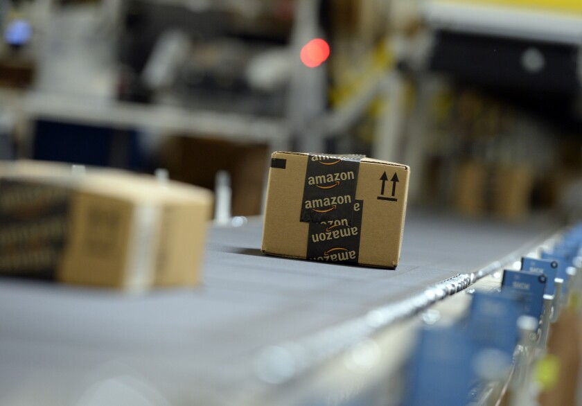 Amazon.com is holding a one-day sale on Wednesday that aims to win new members to its Prime service.
