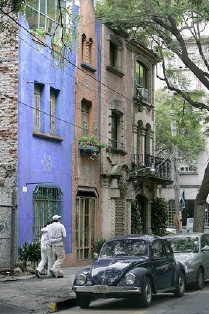 BOHEMIAN: Condesa, an oasis in the middle of stressed-out Mexico City is home to the artists, musicians, novelists and filmmakers who give Mexico its global identity.