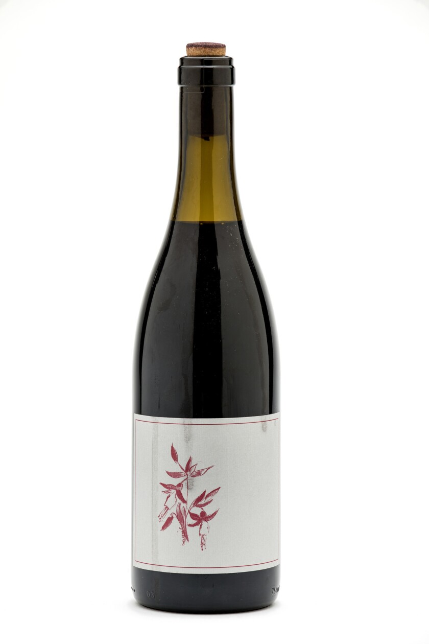 LOS ANGELES, CA - JUNE 15, 2018 - 2017 Arnot-Roberts Gamay Noir, photographed in the Los Angeles Tim