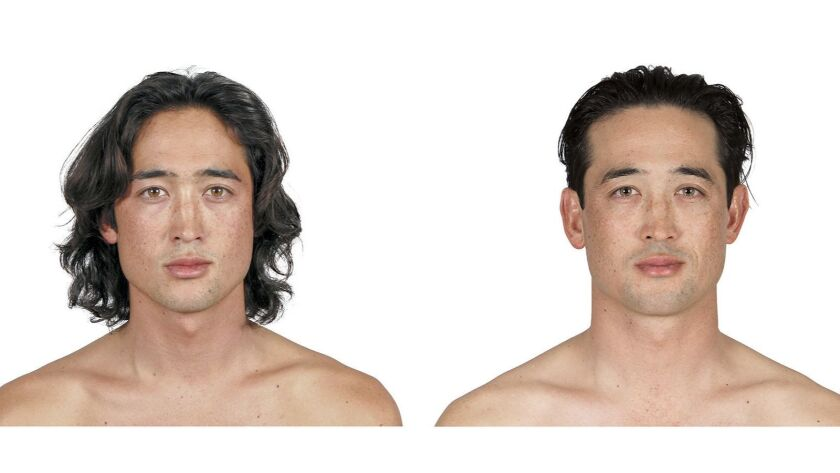 Artist Kip Fulbeck continues his Hapa Project, begun in 2001, photographing people who identify as being of mixed race. His original portraits are paired with new pictures of the same individuals.