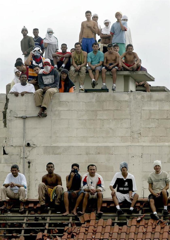La Comisión Interamericana de Derechos Humanos (CIDH) condenó hoy las muertes de al menos nueve presos tras un motín en una cárcel brasileña y pidió al Estado que investigue los hechos. EFE/ARCHIVO