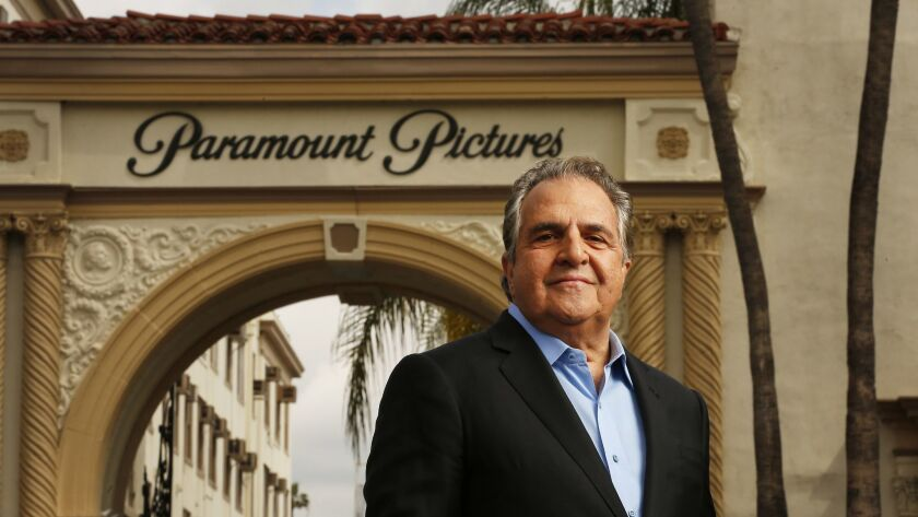 Paramount Pictures Chairman and CEO Jim Gianopulos took over the studio a year ago and says the company is poised for a comeback.