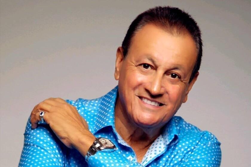 El cantante boricua Ismael Miranda es una leyenda viviente de la salsa.