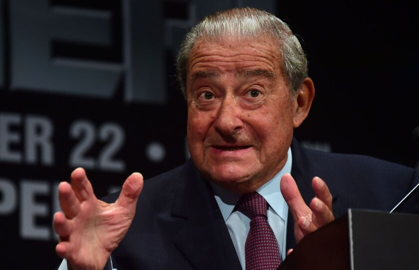 Bob Arum's Top Rank Boxing has settled a multimillion-dollar lawsuit against rival Al Haymon, an official familiar with the case said.