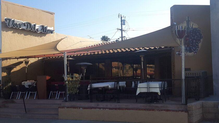 Voce Del Mar is located at 5721 La Jolla Blvd. in Bird Rock. Owner Daniel Dorado pleaded not guilty to sexually four women.