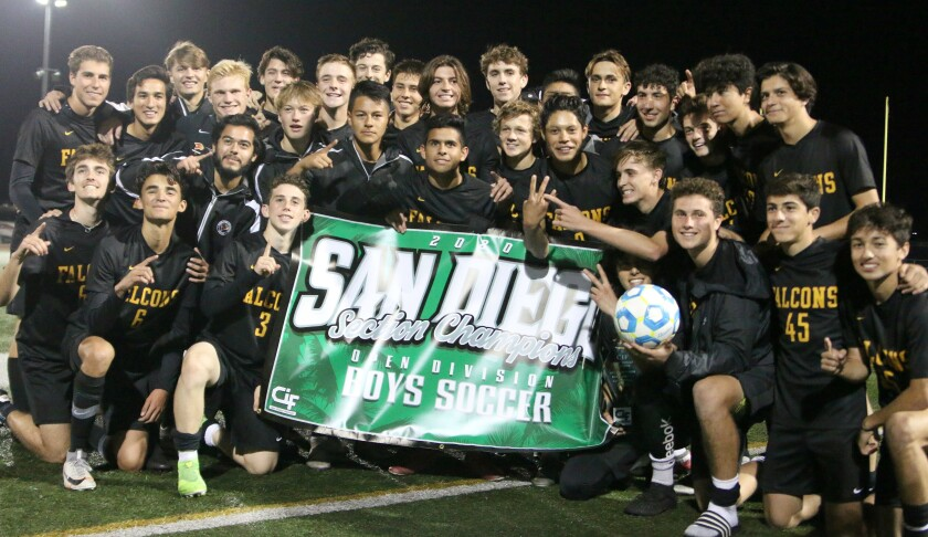 The Torrey Pines boys made it back-to-back CIF Open titles.