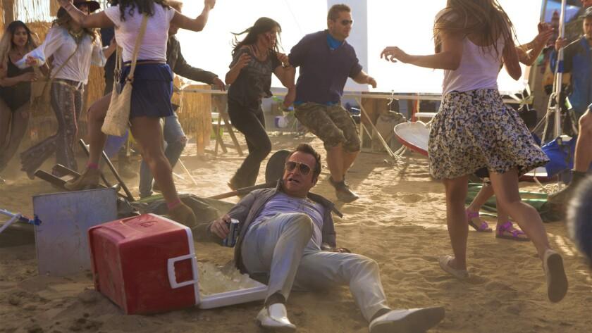 "Tom Arnold (Danny) in a scene from ""Dead Aunt."" Credit: Cinedigm"