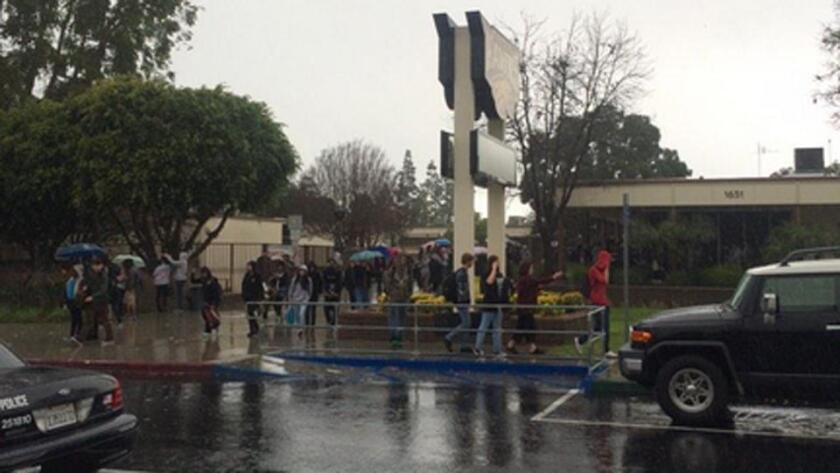 El Dorado High School students mourn teacher