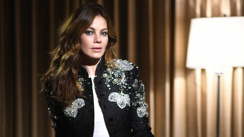 """Michelle Monaghan stars as a detective in """"Sleepless,"""" a crime thriller."""